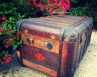 Popular Items For Steampunk Trunk On Etsy
