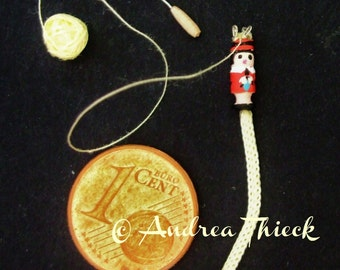 Miniature Knitting Jenny 1/12 scale