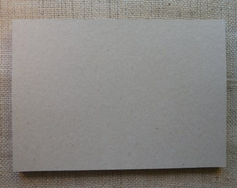 25 Rustic Recycled A4 Card Stock 230gsm