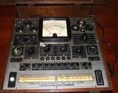 Vintage Precision 920 Vacuum Tube Tester