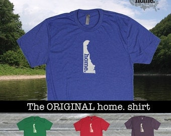 Delaware Home. shirt- Men's/Unisex Next Level