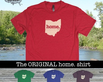 Ohio Home shirt Men's/Unisex