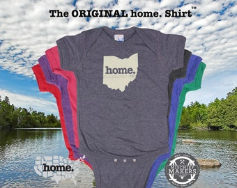 Columbus ohio baby etsy for T shirt printing westerville ohio