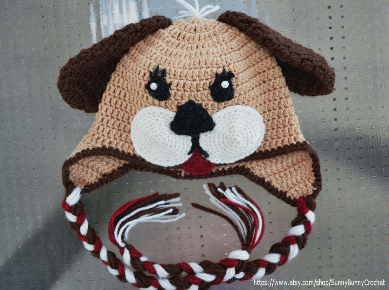 Crochet Hat Pattern Baby Crochet Pattern Animal Hat