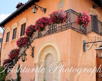 Itailian Stairway