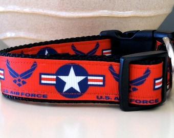 Dog Collar- Air Force
