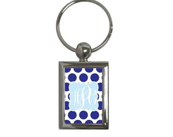 Personalized Key Chain - Mix and Match design