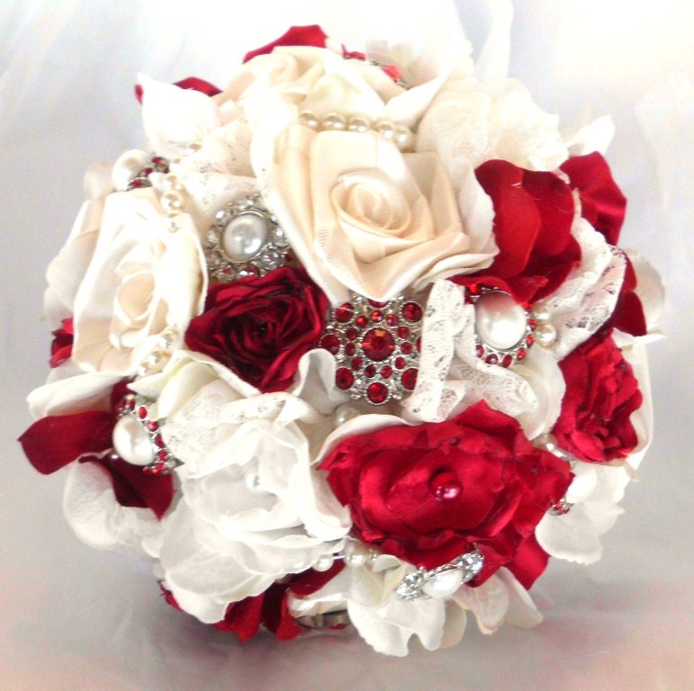 Custom Wedding Accessories Savannah Live Oak Thumbprint: Custom Wedding Accessories: Brooch Bridal Bouquet, Wedding