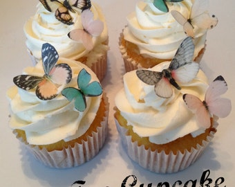 Mini - Delicate and Beautiful Edible Butterflies