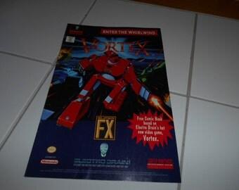 vortex # 0 super fx comic book