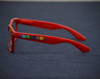 Red GOC Shades
