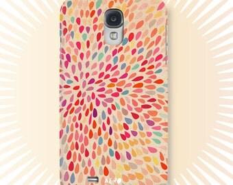 Radiate - Artist Samsung Galaxy S4 Case - S IV Case - Galaxy S 4 Case