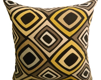 SALE ITEM* Obscuro 18''x18'' Pillow Cover
