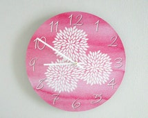 Unique Vinyl Record Clock Related Items Etsy