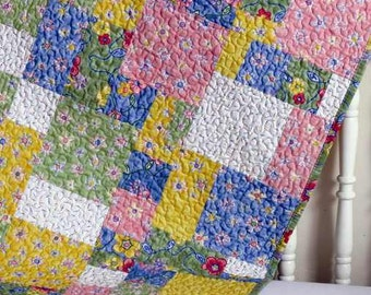 Crazy Eights Quilt Pattern by Bits 'N Pieces