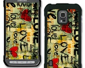FREE Shipping Design Collection Hard Phone Cover Case Protector For Samsung Galaxy S5 Active G870 2536