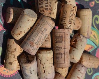 Corks for Craft Supply | 25 Pieces