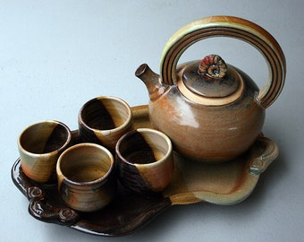 Functional Teapot Set