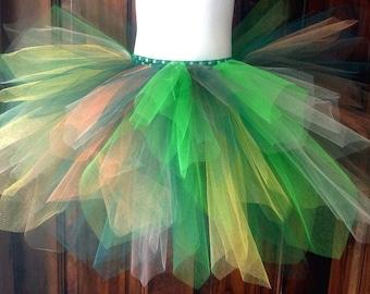 Woodland Fairy Tutu - beautiful Natural colours