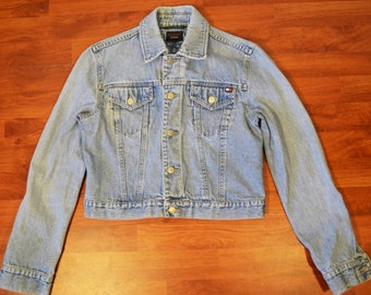 Tommy Jeans jacket,denim jacket,Girls, Medium, Denim ,Jean Jacket, Coat