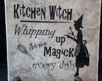 Decorative Witchy Altar/ Kitchen Tiles