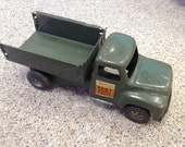 Buddy L Army Supply Corps Toy Truck