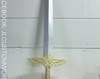Wonder Woman Sword Prop Ver. 2