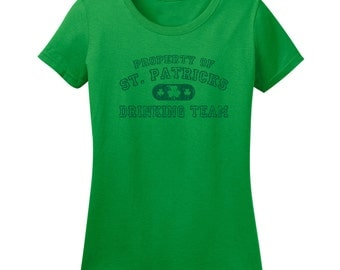 Ladies Property of St. Patrick T-shirt