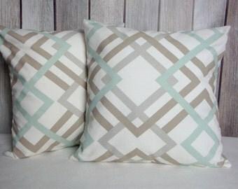 Sage Green Pillow. Green Pillow. Pillow Cover. Throw Pillow. Cushion Cover. Graphic Throw Pillow