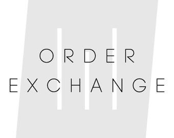 Order Exchange