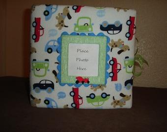 Little Cars Photo Album