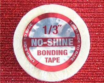 No Shine Tape Roll 1 3 For Hair Extensions Seamless Skin Weft