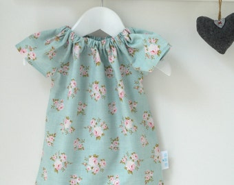 CHOICE OF FABRICS Lily Smock Dress