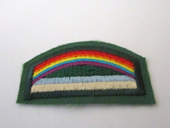 girl scout bridging patch eBay