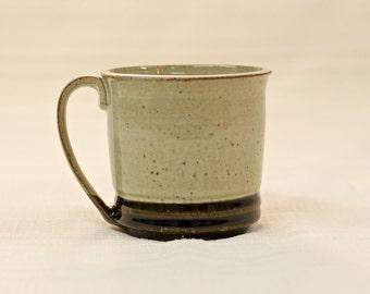 Black Whit Cat Ceramic Cat Mug
