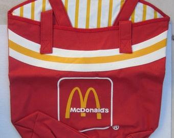 McDonald's Canvas Shopping Bag