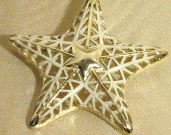 Vintage Coro Star Pin