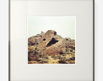 Rock Monster (No. 1) photographic print by Andi Teran