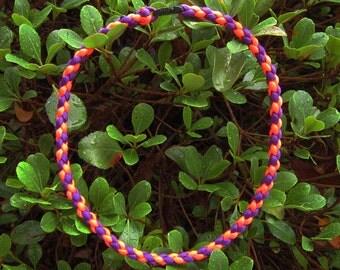 Round Braid Paracord Necklace