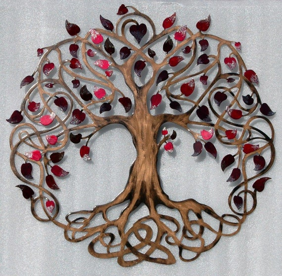 Articles similaires arbre de vie infini d 39 arbre wall for Decoration murale arbre de vie
