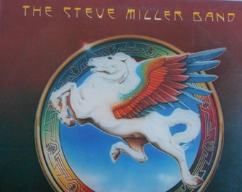 The Steve Miller Band - Book Of Dreams - vinyl record