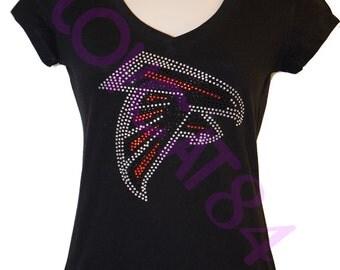 atlanta falcons shirt �C Etsy