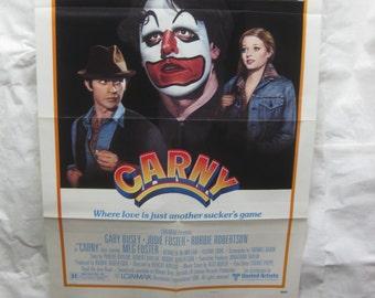 Carny 1980 800081 Movie Poster mp002