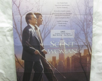 Scent Of A Woman 1993 Movie Poster mp085