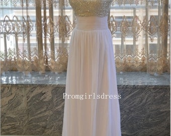 Prom Dress, Long Prom Dress, Prom Dress 2014, Evening  Dress, Bridesmaid Dress