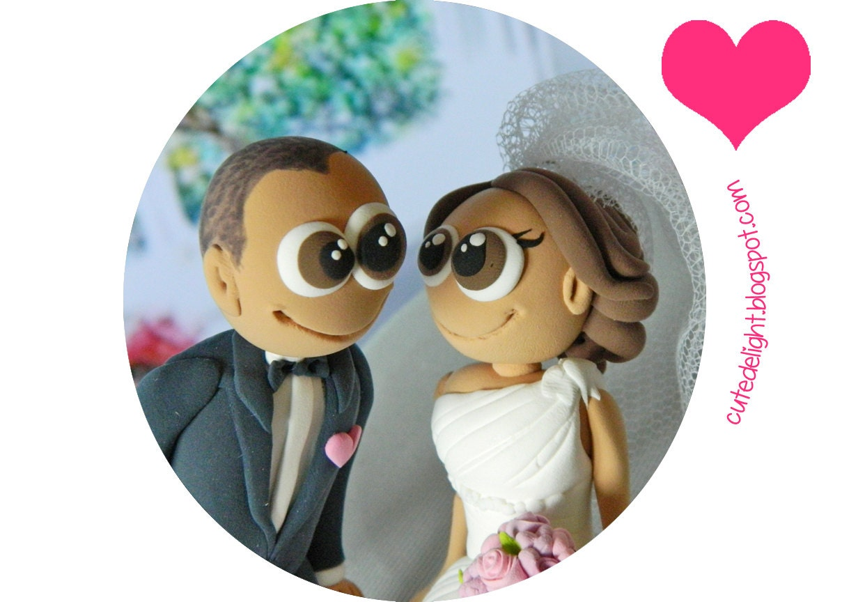 Funny Wedding Cake Toppers Wedding Cake Topper Romantic Cake