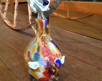 Vintage Murano Handblown art glass