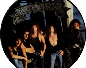 Bon Jovi----New Jersey (Picture Disc)