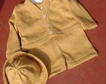 Jamie - Machine Knit Pattern
