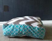 20x20 Custom Small Floor Pillow Cushion Cover